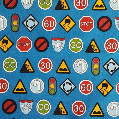 Traffic Jam - Signs