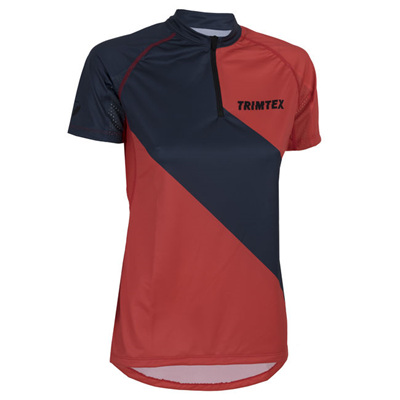 Trail Women's Shirt, Magma / Steel