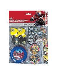 Transformers Mega Mix value Pack 48 piece