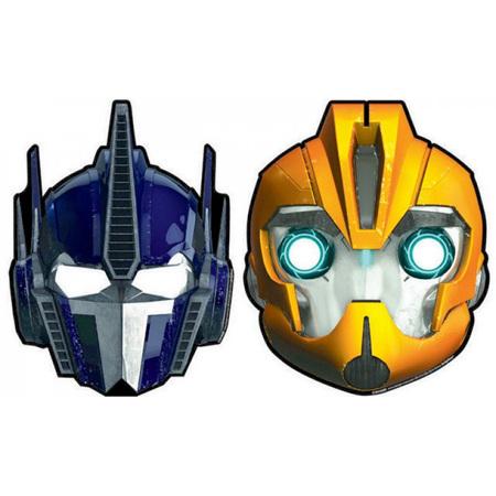 Transformers paper masks x8