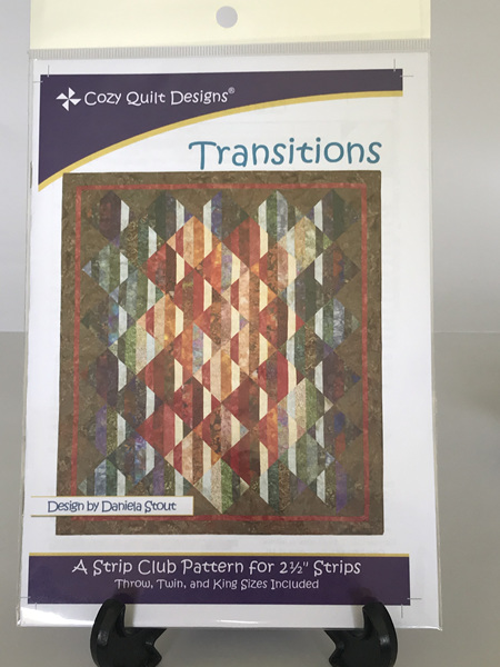 Transitions Quilt Pattern