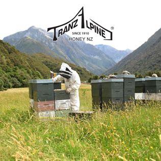 Tranzalpine Organic Honey Products