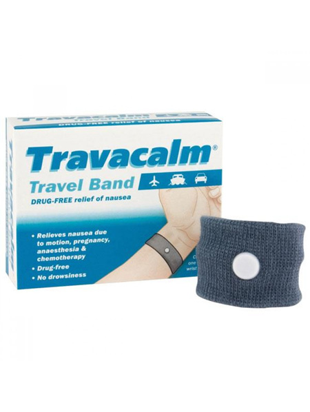 TRAVACALM Nausea Control Band 20g