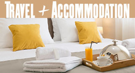 Travel & Accomodation