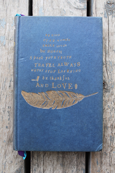 """'Travel Always..."""" Journal"""