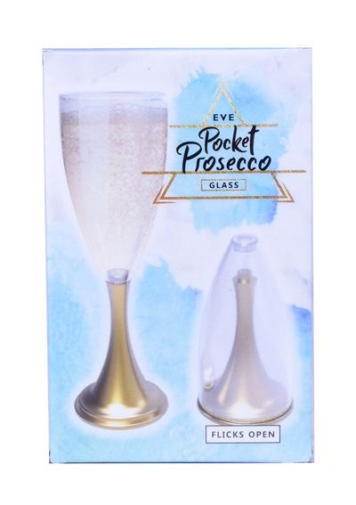 Travel Prosecco Glass