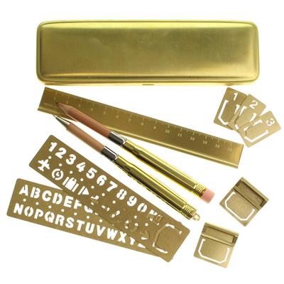 Traveler's Company / Midori Brass