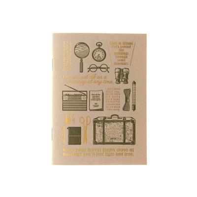 TRAVELER'S COMPANY Travel Tools - notebook refill - passport size