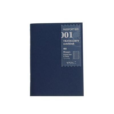 TRAVELER'S notebook 001 Lined Passport Size