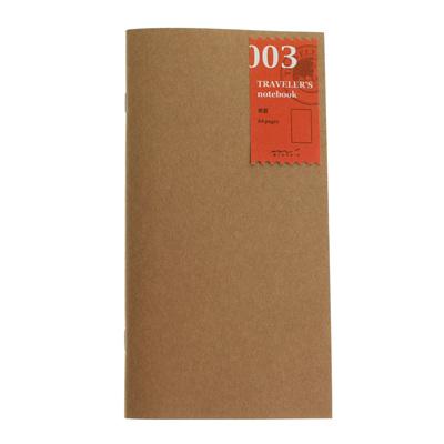 Traveler's Notebook 003 Blank