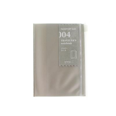 TRAVELER'S notebook 004 Zipper Case Passport Size