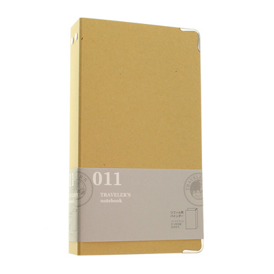 Traveler's Notebook 011 Refill Binder