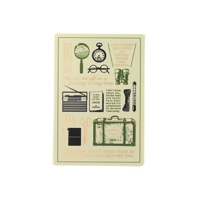 TRAVELER'S notebook - 2020 plastic sheet - passport size