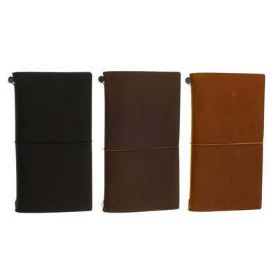 Traveler's Notebook - leather cover