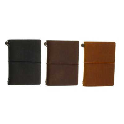 TRAVELER'S notebook - Leather Cover starter kit - Passport Size