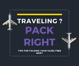Traveling ? Pack right