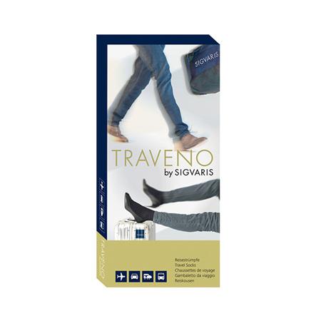 Traveno by Sigvaris Travel Socks Size 2 EU 38-39