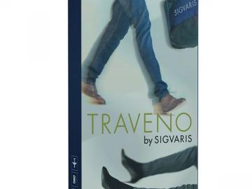 Traveno Flight Socks