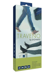 Traveno Travel Socks Black shose size Womens 8 and a half to 9 or Mens size 8 to 8 and a half