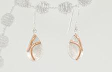 Traverse Curve earrings