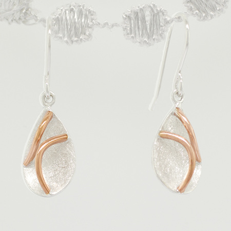 Traverse Curve earrings