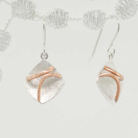 Traverse Plane earrings