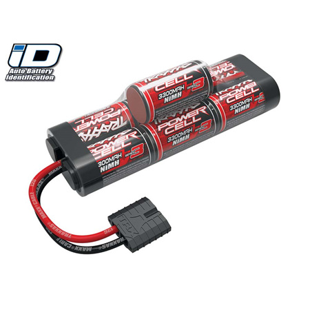 Traxxas 8.4v 3300 mAh NiMh Battery #2941X