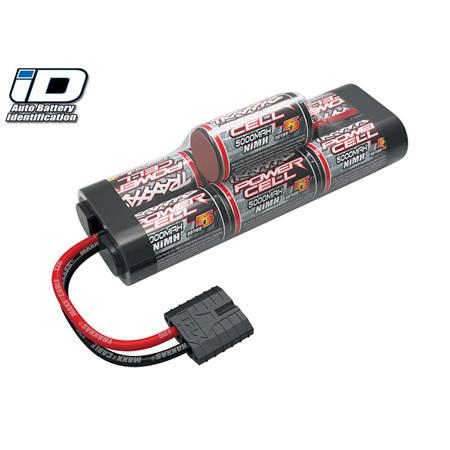 Traxxas 8.4v 5000 mAh NiMh Battery #2961X