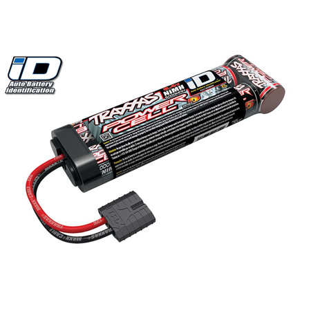Traxxas 8.4v 5000 mAh NiMh Battery #2960X