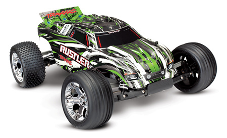 Traxxas Electric Cars