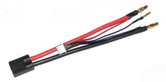 Traxxas LiPo Cable for 2 Cell Hard Case LiPo