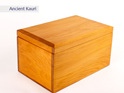 treasure box - ancient kauri