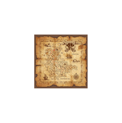 treasure map pirate backdrop back drop photography