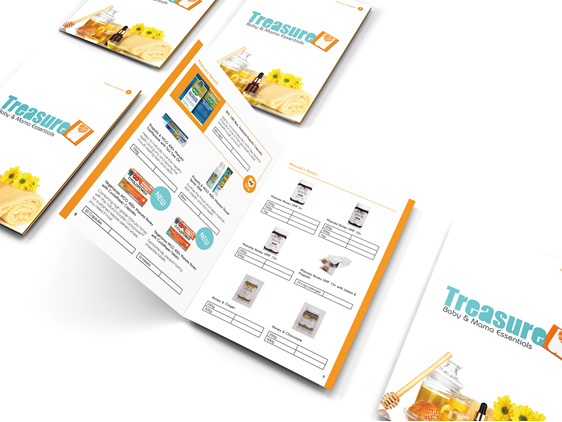 treasure u pricing catalogue jessie allen design