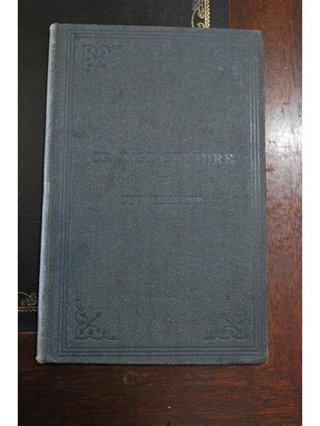 Treatise and Handbook of Orange-Culture in New Zealand