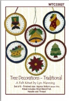 Tree Decorations - Traditional