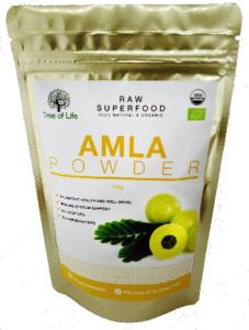 Tree Of Life Amla Powder 150g