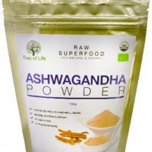 Tree Of Life Ashwagandha Powder 150g