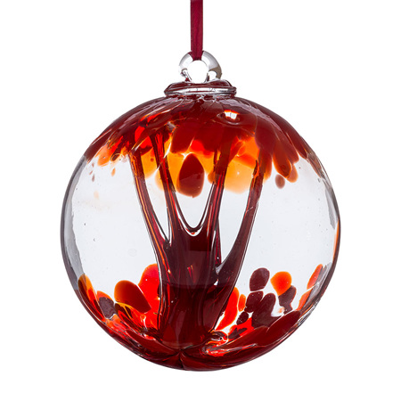 Tree of Life Ball Red+ Stand