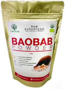 Tree Of Life Baobab Powder 150g