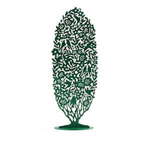 Tree Silhouette - Willow Tree