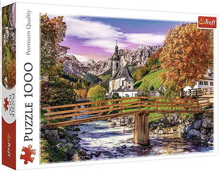 Trefl 1000 Piece Jigsaw Puzzle: Autumn Bavaria