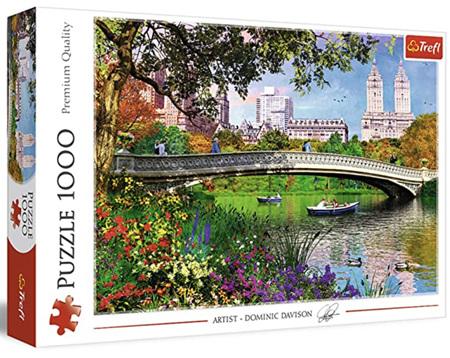 Trefl 1000 Piece Jigsaw Puzzle: Central Park New York