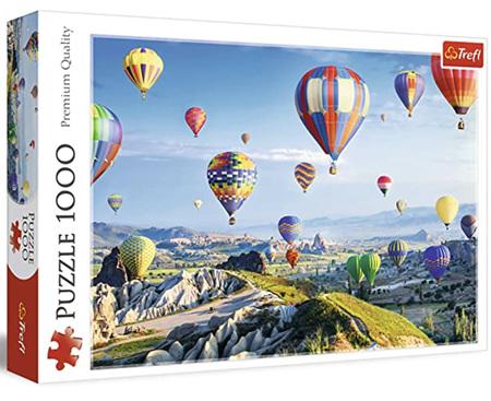 Trefl 1000 Piece Jigsaw Puzzle: View Of Cappadocia