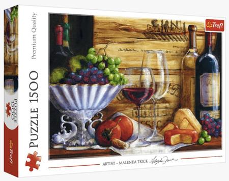 Trefl 1500 Piece Jigsaw Puzzle: In The Vineyard
