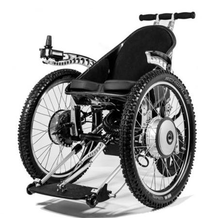 Trekinetic GTE Powerchair