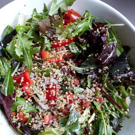 Tri-colour quinoa 1 kg