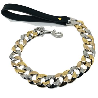 Big Dog Chains - Tri-Colour Leash