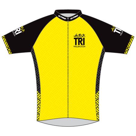 Tri Wellington Cycle Jersey