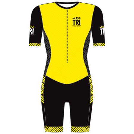 Tri Wellington Sleeved Tri Suit